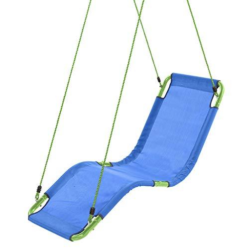 Love lamp Außen Schaukel Indoor und Outdoor tragbare Sitzbank Schaukel Kinderstuhl Spielzeug Hängesessel Schaukel Kindersitz Spielzeug