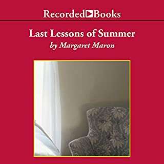 Last Lessons of Summer cover art