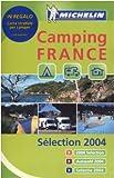 Camping France. Con cartina. Ediz. multilingue (Michelin Red Hotel & Restaurant Guides)