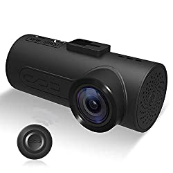 C1 Dash Cam Halo Cam Car Camera