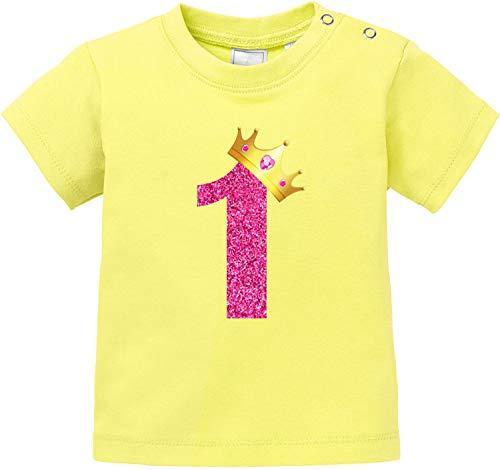 Pepolino Geburtstag   erster und zweiter Geburtstag T-Shirt Baby Bio Baumwolle