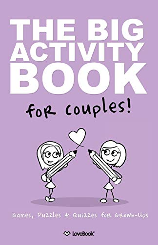 Compare Textbook Prices for The Big Activity Book For Lesbian Couples Illustrated Edition ISBN 9781936806010 by Lovebook,Durst, Robyn