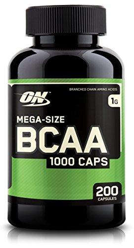 Optimum Nutrition BCAA 1000 CAPS