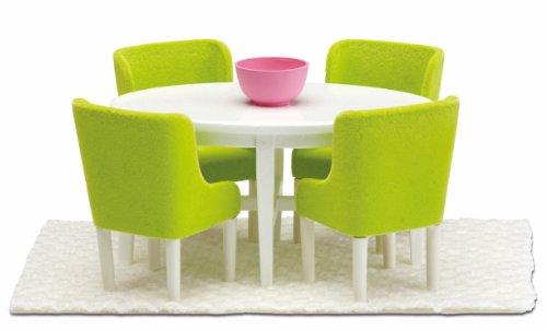 Lundby Smaland Dollhouse Dining Room Set
