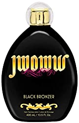 Jwoww Tanning Lotion Natural Black Bronzer Reviews
