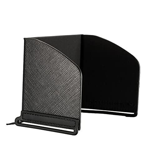 SeniorMar-UK Smartphone écran Capot Pare-Soleil pour Samsung pour Vivo pour Oppo pour Huawei pour IPhone Cell Mobile pour IPad Mini Tablet PC Noir L128 5.4-5.9in