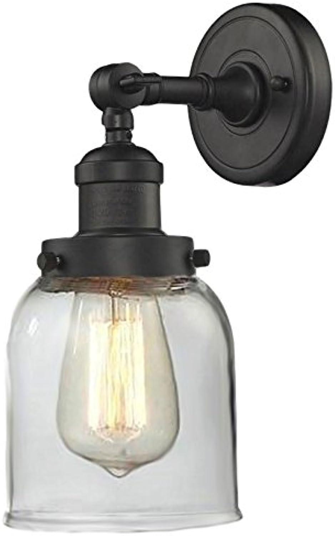 Innovations Lighting 203-OB-G52 1 Light Sconce, Oil Rubbed Bronze