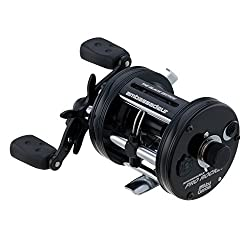 Best Baitcasting Reels Abu Garcia CS Pro Rocket Black Edition