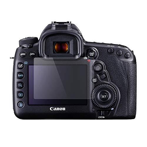 クロスフォレスト Canon EOS 5D MARK IV / 5D MARK III / 5Ds / 5Ds R用 液晶保護 ガラスフィルム NEWCF-GCC5D3