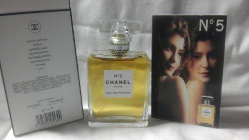 Chanel No5 Eau de Parfum spray 100ml