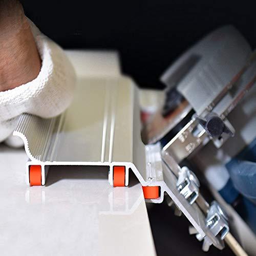 Tiling 45 grados ángulo corte herramienta azulejos expuestos esquina exterior 45 ° corte asistente herramienta de localización para la máquina de corte de piedra