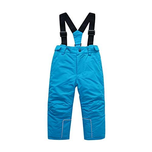 Gogokids Skihose für Kinder Jungen Schneehosen Mädchen Schnee Tragen - Winter Warm Wasserdicht Schneeanzug, 2-7 Jahre