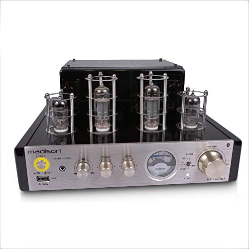 Madison HiFi-Stereo-Verstärker Tubes 2x25W RMS