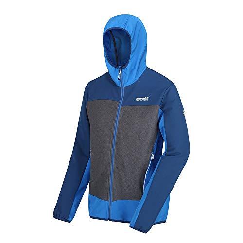 Regatta Mens Carpo II Hybrid Isoflex Softshell Walking Coat
