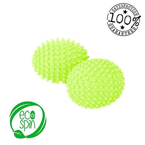 ECO SPIN Droogballen Groen Beste Eco-vriendelijke was Alternatief voor wollen lakens Wasverzachter Lakens Soda Makkelijk te gebruiken Perfect Moedergift Gevoelige huid Babykleding (4)