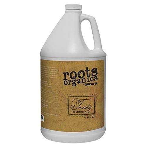 Roots Organics Trinity Catalyst Fertilizers, 1 gal