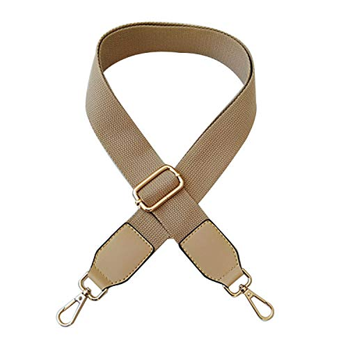Notag - Cinghia di ricambio per borsa a tracolla, regolabile, larghezza