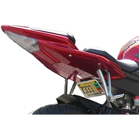 TST Industries Yamaha 2008 2009 2010 2011 2012 2013 2014 2015 R6 Integrated Tail Light Clear