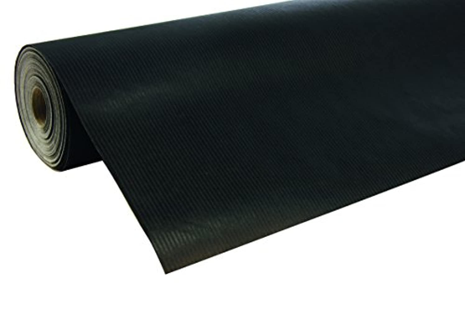 Clairefontaine 50x0.7m Unicolor Paper Roll - Black