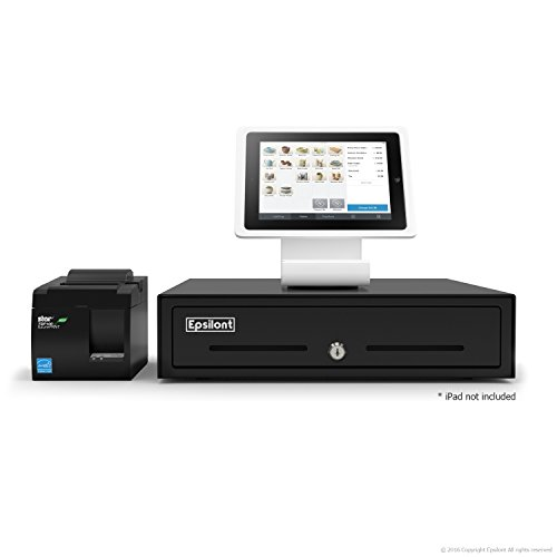 SQUARE POS BUNDLE - USB Printer and Epsilont Cash Drawer