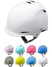 meteor® fietshelm heren dames kinderhelm MTB scooter helm helmet voor downhill scheidingshelm mountainbike inliner skatehelm BMX fietshelm jongens meisjes Fahrradhelmet bike Unrest
