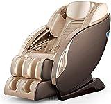 CLOTHES Massaggio Elettrico Sedia Poltrona 4D Massage Chair Casa Multi-Function Corpo Zero Gravity Elettrico Spazio Musica Divano