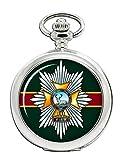 Worcestershire and Sherwood Foresters Regimiento, British Army Full Hunter Reloj de Bolsillo