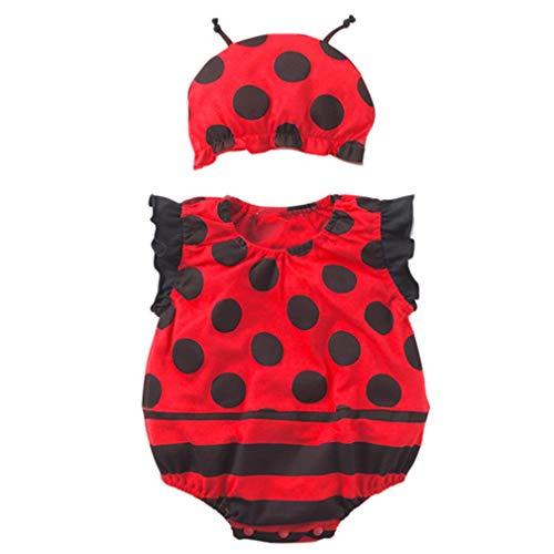mama stadt Set Body Neonato Manica Corta Boy Girl 2pcs Romper Costume