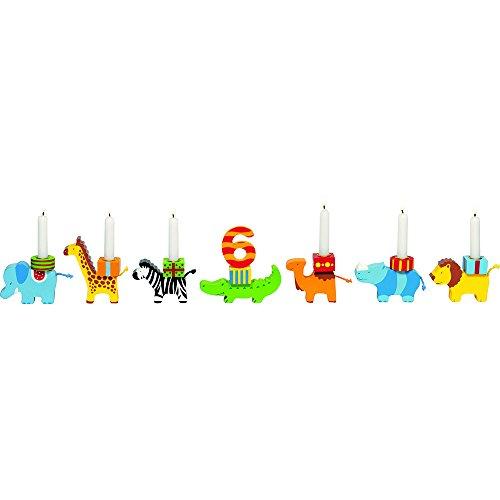 Goki 60791 Geburtstagstierparade