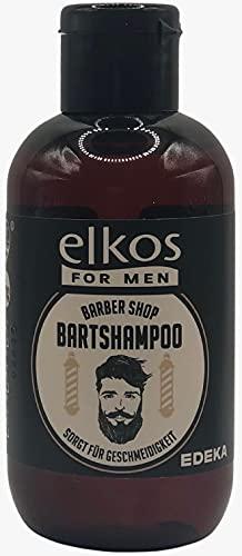 elkos FOR MEN Barber Shop Bartshampoo 100ml