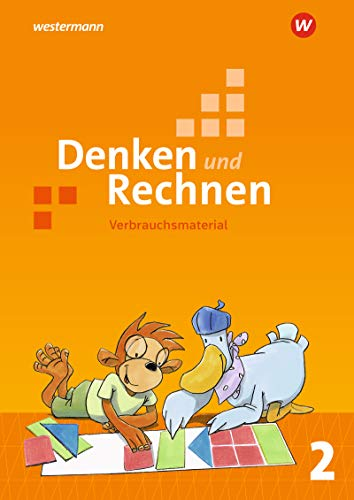 Denken und Rechnen - Allgemeine Ausgabe 2017: Schülerband 2: Verbrauchsmaterial