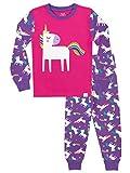 Harry Bear Pijamas para niñas Unicornio Ajuste Ceñido Multicolor 4 a 5 Años