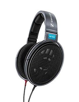 Sennheiser HD 600 Open Dynamic Hi-Fi Professional Stereo Headphones  Black