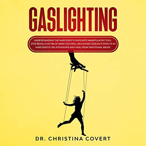 Gaslighting cover art