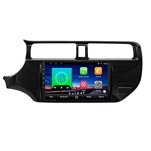 Android 10,0 Reproductor Multimedia de DVD para Coche GPS para KIA Rio K3 2012 2013 2014 navegación estéreo de Radio de Coche de Audio