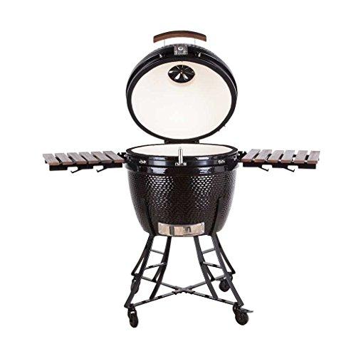 Kanuk Outdoor Keramik Holzkohle Grill Kamado (XLarge 24