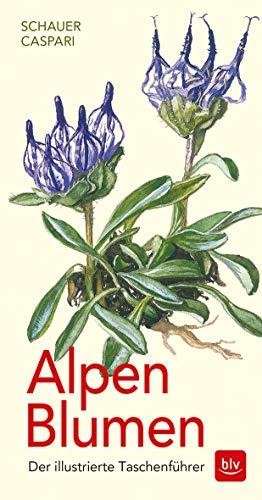 Alpen-Blumen: Der illustrierte Taschenführer
