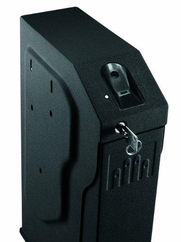7. GunVault Speedvault Biometric Biometric Pistol Safe SVB500