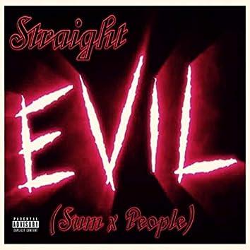 Straight Evil (Sum X People)
