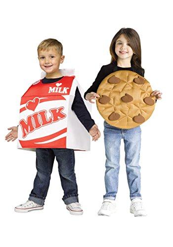Fun World Child Cookies and Milk Costume Standard