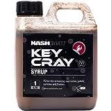Nash Key Cray Syrup 1l B9965 Aroma Liquid Dip Booster Lockstoff