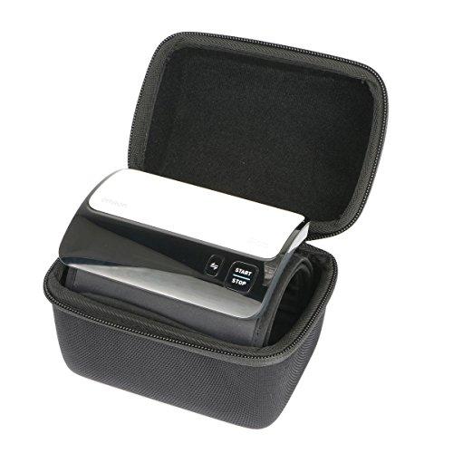 Khanka Hart Tasche Schutzhülle Für Omron EVOLV All-in-One digitales Oberarm-Blutdruckmessgerät.(nur tasche)
