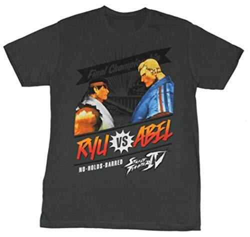 BuKu Street Fighter IV Mens T-Shirt