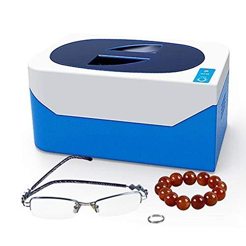 XW Haushaltstemperaturregelung Waschmaschine, Ultraschall-Reiniger Für Schmuck Brille Reinigung - 400ML