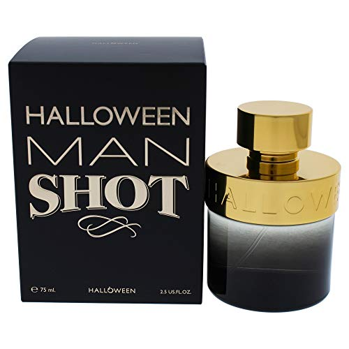 J. Del Pozo Halloween man shot