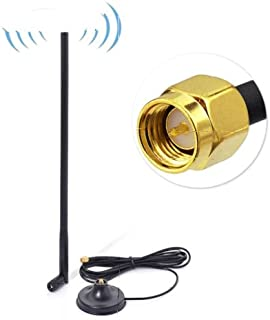 4G LTE 15dBi SMA Antenna for Mobile Cell Phone Signal Booster Repeater Amplifier