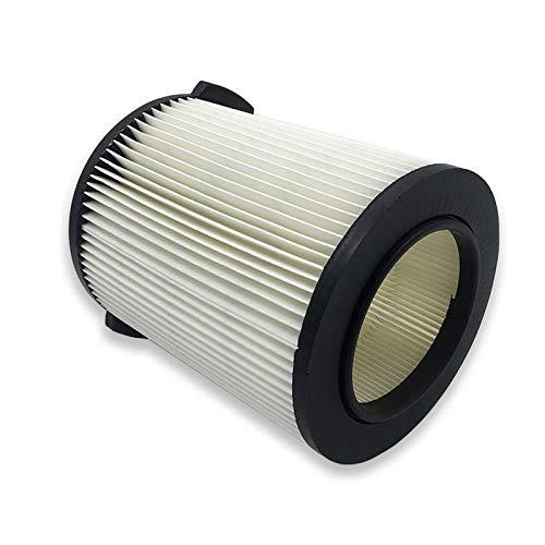 PUREBURG VF4000 - Filtro de repuesto compatible con Ridgid VF4000 72947 húmedo/seco de 5 a 20 Gal Shop Vac también compatible con Husky 6-9 Gal WD5500 WD0671 RV2400A RV2600B WD06700 WD09450, 1