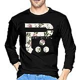 Photo de Periphery Music Band Mens Round Neck Long Sleeve Shirts Graphic Tees Shirt Top DIY Tshirts
