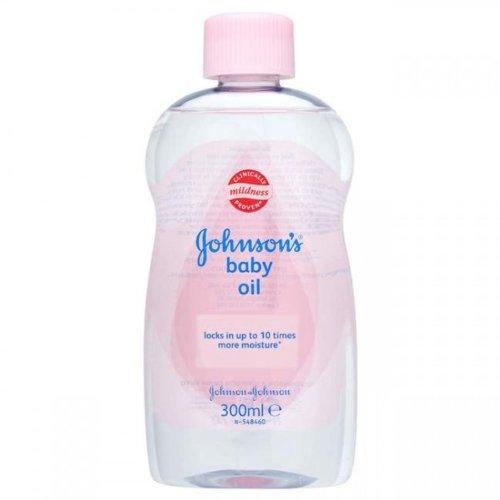 Johnsons Baby Oil 6 x 300 ml