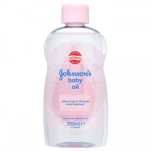 Johnsons Baby Oil 6 x 300ml